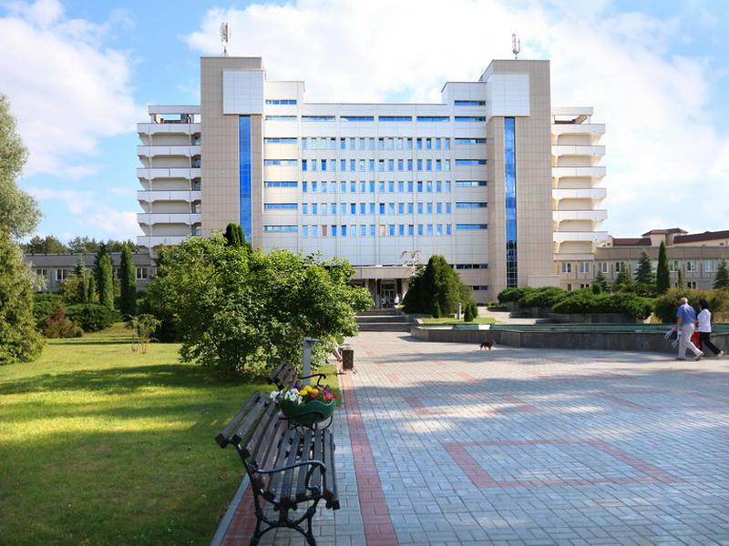 Курорт Новоельня - Санаторий Радон