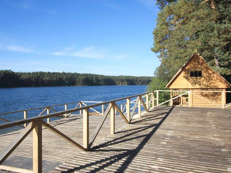Курорт Ушачи - Санаторий Лесные озера