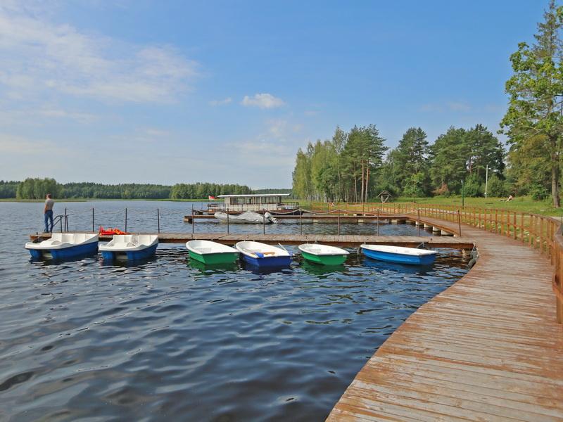 Курорты Беларуси - Санаторий Плисса