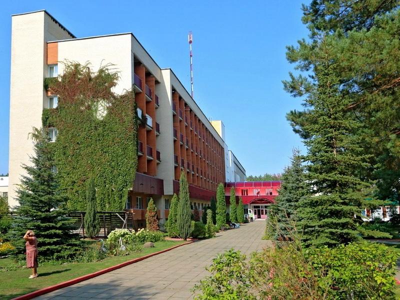 Курорт Рогачев - Санаторий Приднепровский