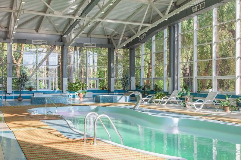 Health resort Porechie